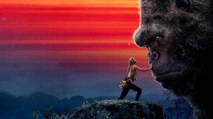 Kafatası Adası Netflix Macera Filmi